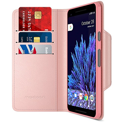 Maxboost Pixel 2 XL Leather Flip Cover