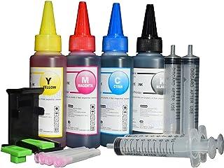 مجموعة إعادة تعبئة حبر JINSUO لخرطوشة HP301 xl HP140 HP141 HP300 HP 302 XL HP121 HP122 HP650 HP652 HP651 XL حبر طابعة HP 3...