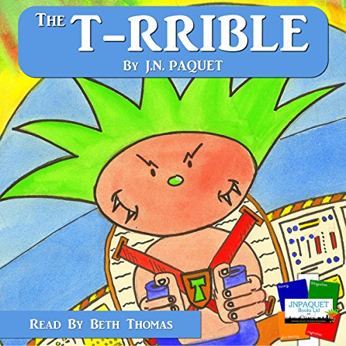The T-RRIBLE (Volume 1) audiobook cover art