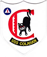 DD-658 USS Colahan Patch Destroyer Tin Can