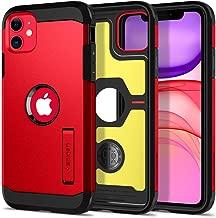 Spigen Tough Armor Designed for Apple iPhone 11 Case (2019) - XP Red
