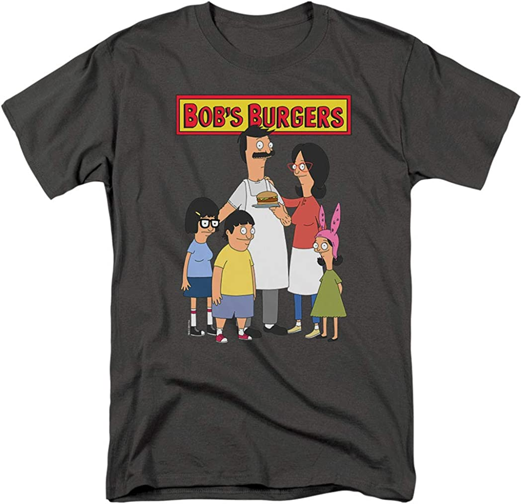 Bob's Ranking TOP15 Burgers Bob OFFicial store and Family Stickers T Shirt