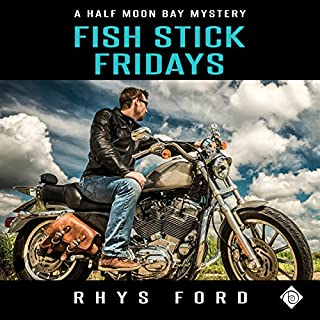 Fish Stick Fridays audiobook cover art