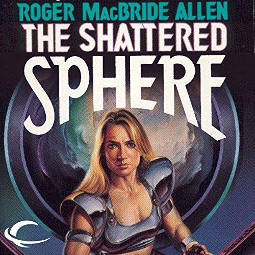 The Shattered Sphere cover art