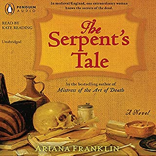 The Serpent's Tale audiobook cover art