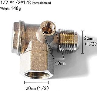 JK-2 3//8G Male x 10mm Tube DE Droit Pneumatique Droite pour Raccords Rapides