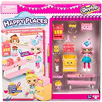 Shopkins Happy Places Season 3 Welcome Pack -   Shopkin.Toys - Image 1