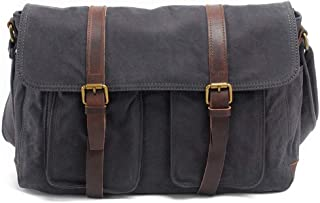 Mens Bag Canvas Shoulder Bags Travel Bag Man Purse Crossbody Bags for Work Business Men's Bag Messenger Bag High capacity
