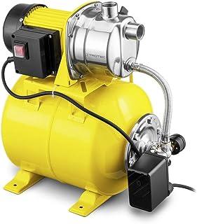 TROTEC Bomba de Agua Doméstica TGP 1025 ES aspersor para c