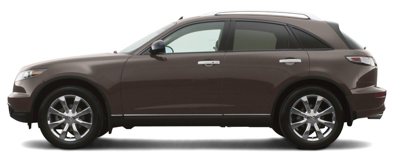 Amazon 2005 Infiniti Fx45 Reviews Images And Specs Vehicles