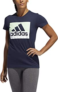 adidas Women's Must Haves Badge of Sport Tee