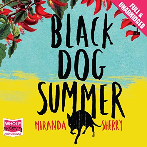 Black Dog Summer audiobook cover art