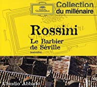 Rossini: Barber of Seville by Berganza (2006-08-08)