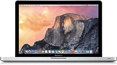 Apple MacBook Pro 13 (Early 2011) - Core i5 2.3 GHz, 4GB RAM, 320GB HDD (Reacondicionado)