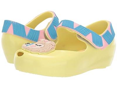 Mini Melissa Ultragirl Alpaca Me BB (Toddler/Little Kid) (Yellow/Blue) Girl