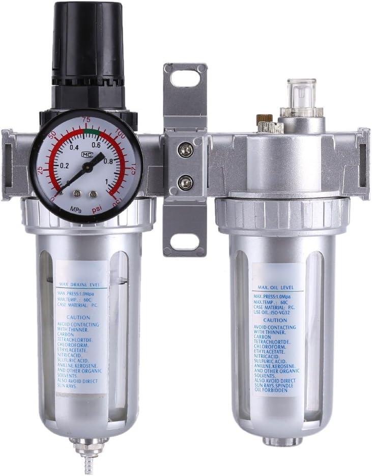 3 別倉庫からの配送 8'' Air Compressor Filter 日本メーカー新品 Regulator Trap Moisture F