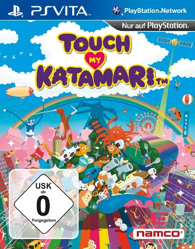 Touch My Katamari [Edizione: Germania]