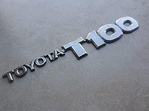 "99-02 Toyota /"" 4RUNNER /"" Tailgate Nameplate 75445-35060 Logo Decorative Emblem"