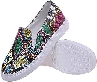 95sCloud - Zapatillas de Vela para Mujer Multicolor 37