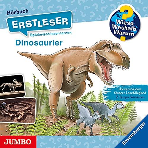 Dinosaurier: Wieso? Weshalb? Warum? Erstleser