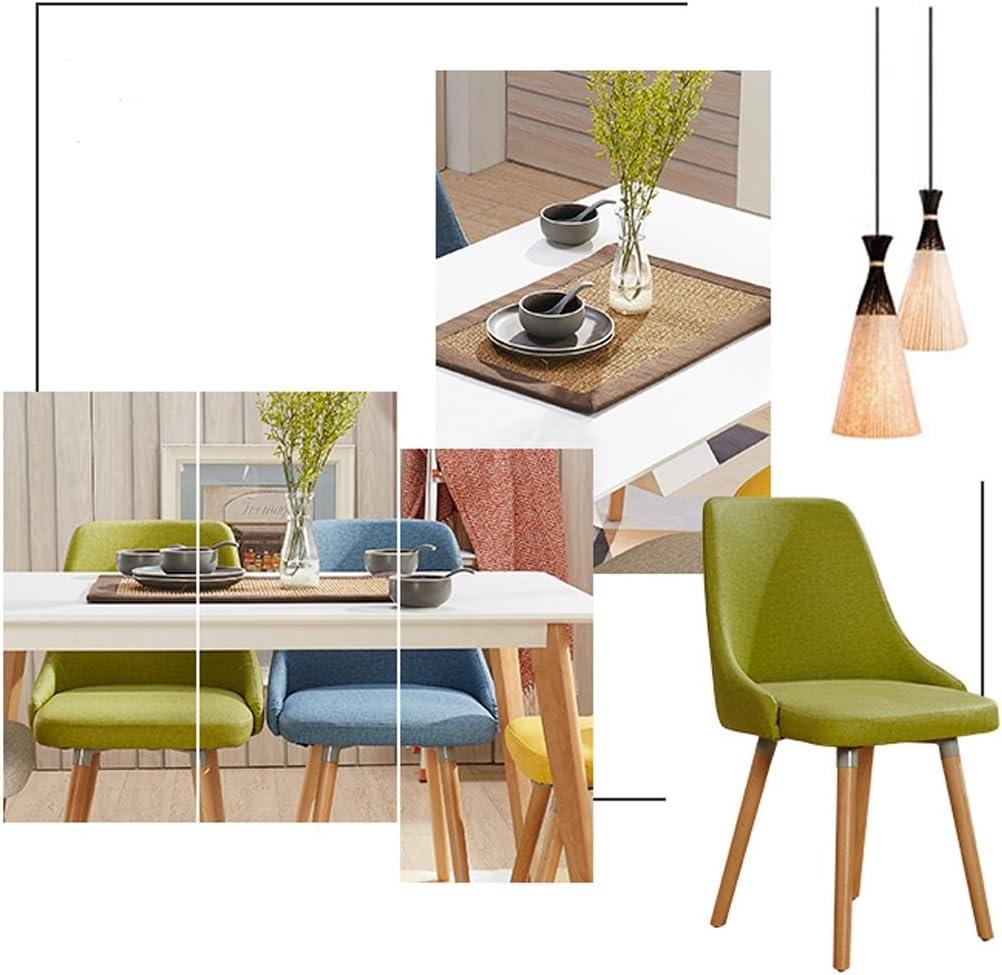 SLL- Chaise d'ordinateur Minimaliste Moderne créative Moderne (Color : A) A