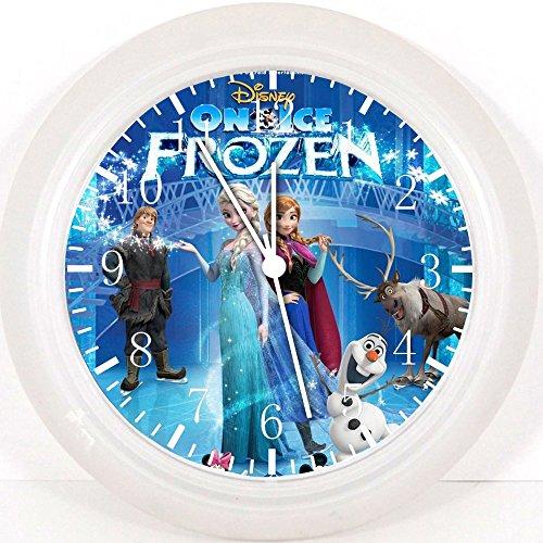 Disney Frozen Wanduhr 25,4cm Nice Geschenk und Raum Wand Decor E08