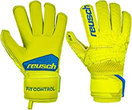 Reusch Fit Control S1 Roll Finger Junior Goalkeeper Gloves
