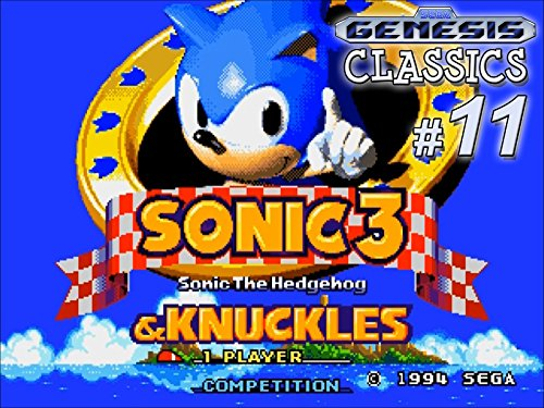 Clip: Sonic 3 & Knuckles - Angel Island