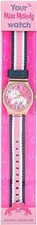 TOP MODEL- Miss Melody reloj de pulsera de silicona (005760)
