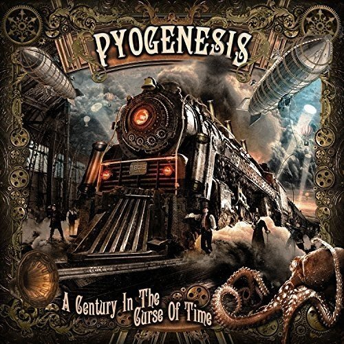 Pyogenesis: A Century in the Curse of Time (Lim.Digipak+Bon (Audio CD (Limited Edition))