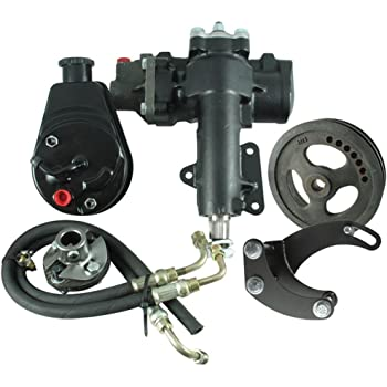 Borgeson 999017 Power Steering Conversion Kit
