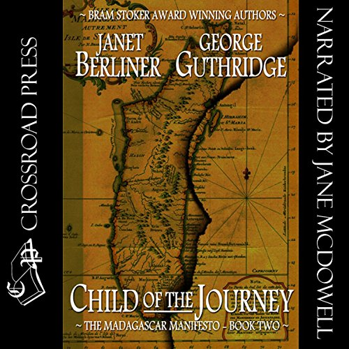 Child of the Journey audiobook cover art
