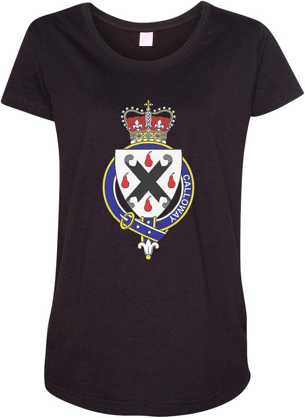 HARD EDGE DESIGN Women's English Garter Family Calloway T-Shirt