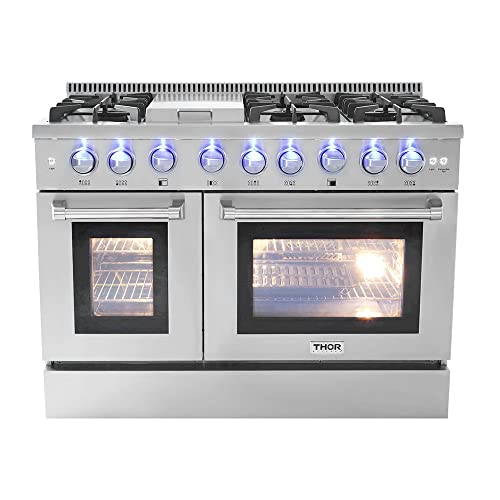 Brilliant Gas Range With Griddle Amazon Com Home Interior And Landscaping Ponolsignezvosmurscom