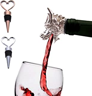 dragon wine stopper