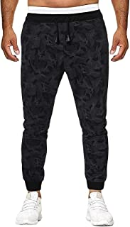 MK988 Men Camo Gym Trainning Harem Trousers Jogger Trousers Sweatpants Pants Trousers