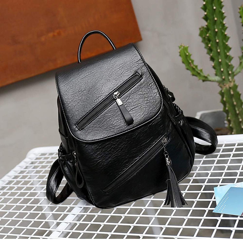 ZLULU Damen-Schultertaschen Damenhandtaschen Rucksacktasche, Wilder Reiserucksack Reiserucksack Reiserucksack B07KWKL3JF  Personalisierungstrend 5f9bfc