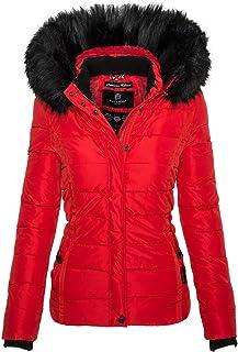 rote jacken damen windjacke