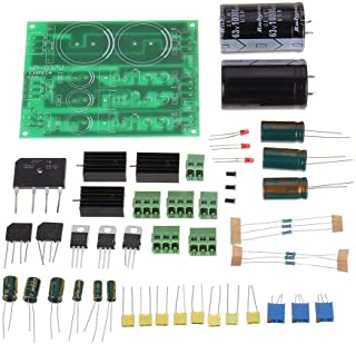 Useful Rectifier Filter Power Board Kit LM317 LM337 Multi-Channel Adjustable Rectifier Regulator Filter Power Module for A...