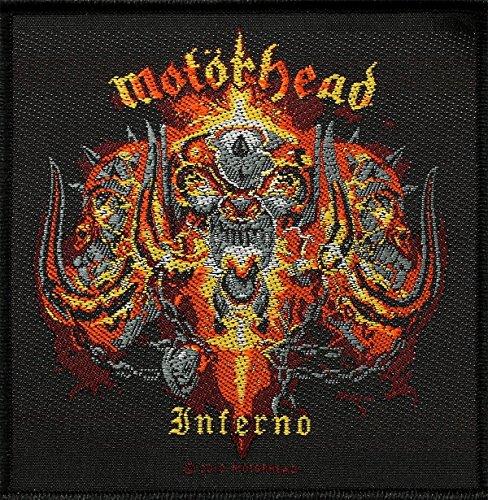 Gewebte Aufnäher/Patch Motörhead - Inferno