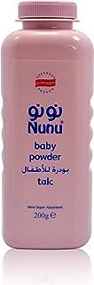 Nunu Baby Powder Pink, 200 gm