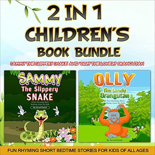 2 in 1 Children's Book Bundle cover art