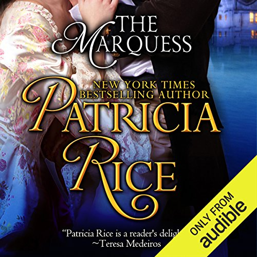 The Marquess audiobook cover art