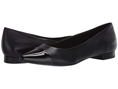 Aerosoles Farmingdale (Black Leather) Women