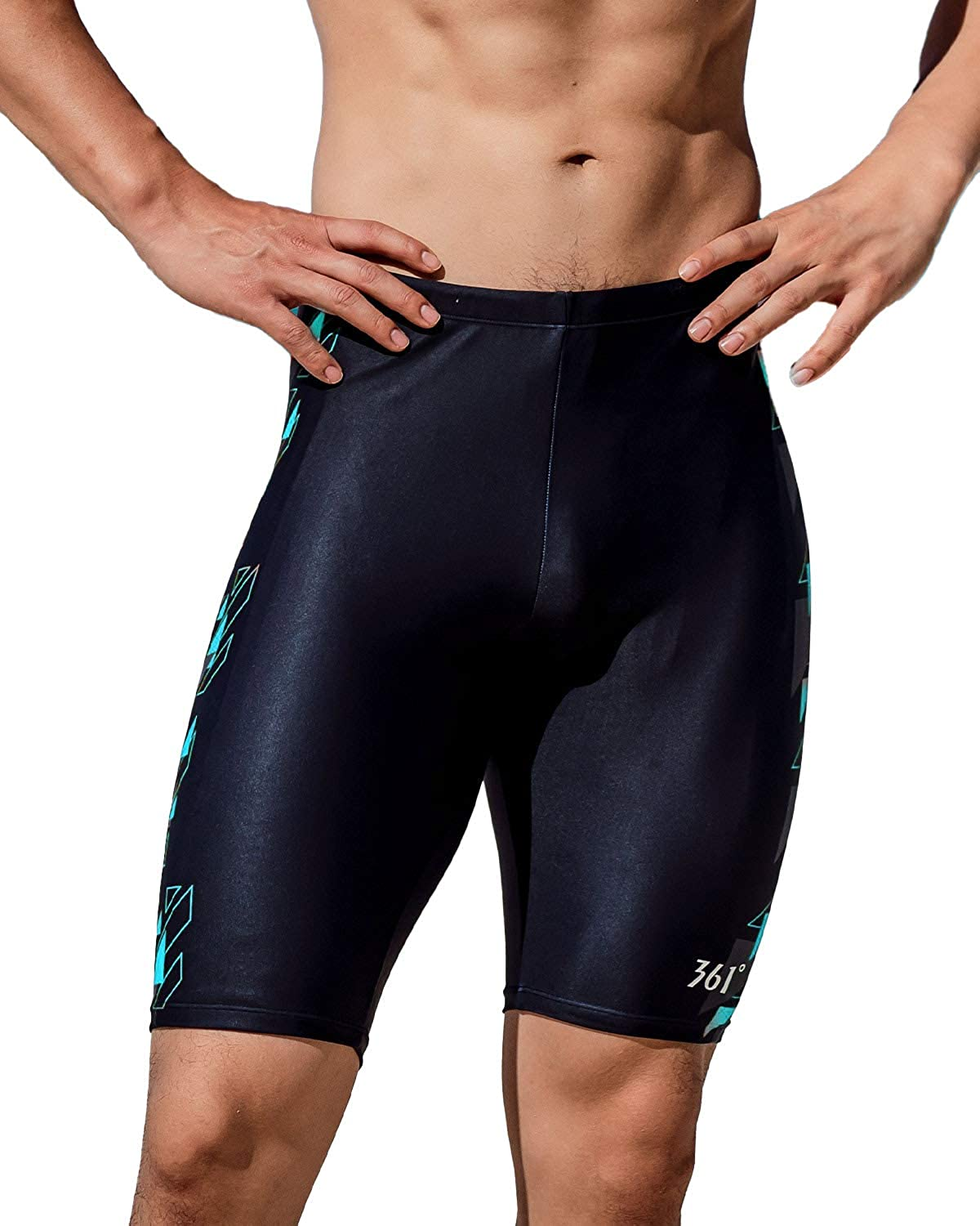 famous 361º Swim Jammers for Men Athle Resistant Max 41% OFF Boys Chlorine Tight