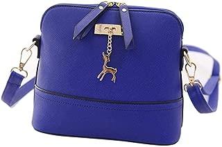 Shoulder Bags,KoaWin Women Girls Crossbody Handbag Purse Shell Wallet Zipper Handbag