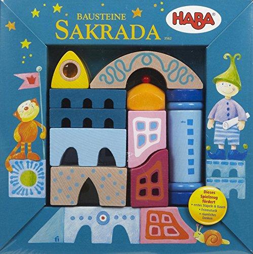 HABA 3562 – Bausteine Sakrada - 3