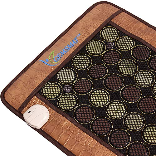 GemsMat Far Infrared Heating Pad