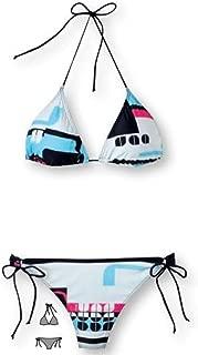 Damen Push-Up Bikini Set Badeanzug Bademode Strandkleidung Schwimmanzug Gr.34-42