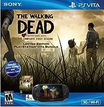 PlayStation Vita – Pacote Walking Dead